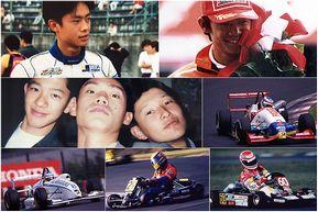 脇阪寿一 ドライバーズコラム 第1回 人生の分かれ道「スズキの営業マン」時代