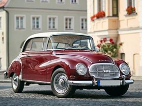 【世界の愛車紹介ドイツ編】ドイツ自動車史と友人の思いを継ぐDKW 1000S de Luxe
