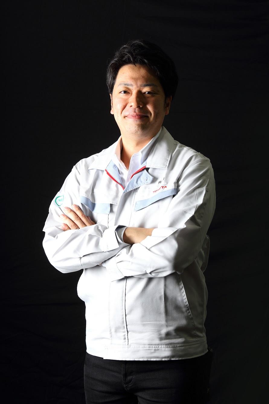綾部秀紀氏