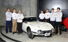 GRヘリテージパーツ取材[前編]-名車トヨタ2000GTのパーツ復刻。プロジェクトに秘められた想いと開発チームが乗り越えた難題とは?