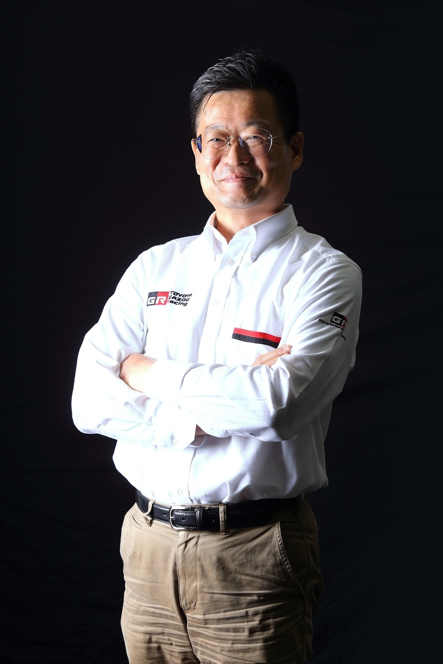 石川清成氏パワートレーンカンパニーBRパワートレーン開発室 主任