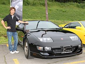 【フェアレディMTG 愛車紹介 vol.6】Z32の伝道師が所有する最終型の300ZX