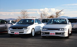 99台限定 幻のコンプリートカローラ「TRD2000」