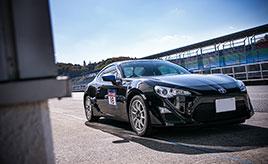 【西日本GR走行会 愛車紹介】初めての愛車は86レーシング!21才が導き出した選択と将来の夢
