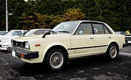 """自分より年上の80'sセダンスタイルにゾッコン!!初代モデルの特別仕様車""""バラードスペシャル"""""""