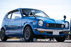 【鈴鹿サウンド・オブ・エンジン2018 愛車紹介】新車から47年間乗り続けたワンオーナー車、超希少なスポーツグレードGSのホンダ・Zは…