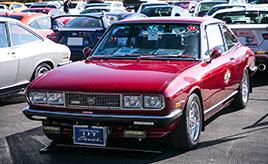 """【TOYOTA GAZOO Racing FESTIVAL 2018 愛車紹介】運命的な出会いを感じて6年前に購入した""""一生ものの宝"""" 最終型いすゞ・117クーペ"""