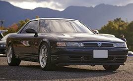【GAZOO愛車広場 出張撮影会】新車に試乗してから憧れだった1台 ロータリー車を乗り継ぎ3ローターへ