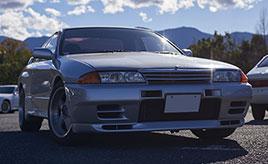 【GAZOO愛車広場 出張撮影会】購入時からガソリン台帳でクルマの状態を把握。兄弟で楽しむR32 GT-R