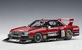 ファン待望の前期型をモデル化~ ミニカー「1/18スケール スカイラインRSターボ スーパーシルエット 1982」