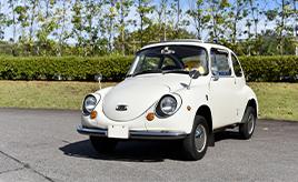 新車購入から親子2代に渡り引き継がれた名車『てんとう虫』(K111)
