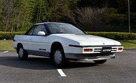 雑誌で見てひと目惚れ! 唯一無二の愛車として乗り続けられるアルシオーネ(AX7)