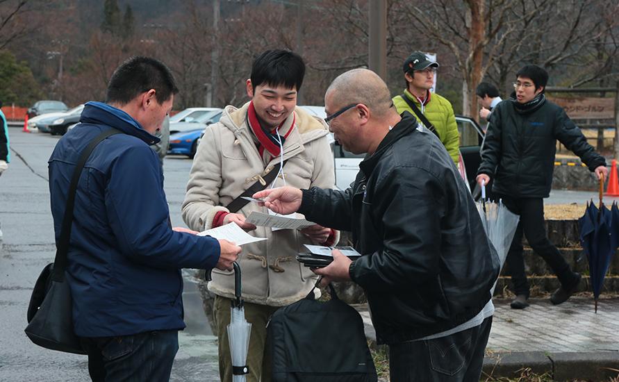 オーナーさんが仲良くコミュニケーション②