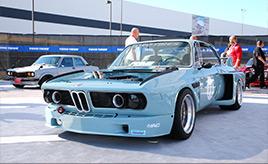 【SEMA特集】BMW 3.0CS(E9)のワイドボディをメイク!バットモービルをモチーフに
