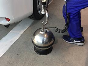タイヤ空気圧の点検 -意外と知らないクルマの取説-
