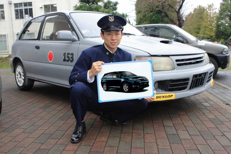 公共政策学科 濱口 元さん