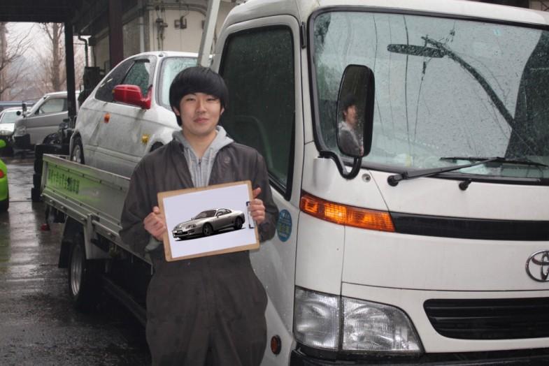 経済学部 経済学科 3年 藤田紘平さん