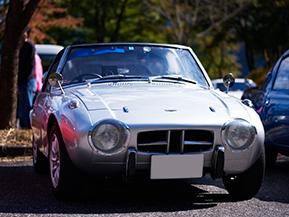 Fun to Driveの原点、トヨタ・スポーツ800と暮らす喜び
