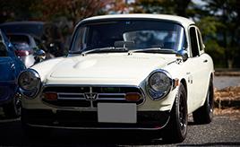 イギリスから里帰りして16年、1968年式ホンダ・S800Mクーペを心から愛でる