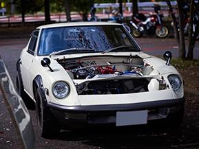 愛車は昭和生まれの日産・フェアレディZ(S30)、ライバルは平成生まれのホンダ・S2000