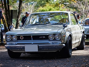 手に入れて39年、オーナーの人生を見つめ続けてきた日産・スカイライン GT-R(KPGC10型)