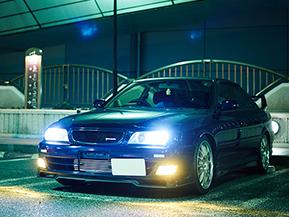 【世界の愛車紹介東京編】19歳の大学生が最初の愛車に選んだのは、トヨタ チェイサー ツアラー