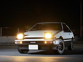 人生初の愛車がハチロクという幸せ、21歳のオーナーがベタ惚れするトヨタ・スプリンタートレノ GTアペックス(AE86型)