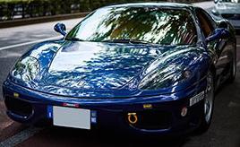 スーパーカー少年が大人になって手に入れた宝物、2003年式フェラーリ360モデナF1