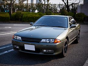 エンジンは2.6L NAではなく、2Lターボ。幻の1993年式日産・スカイライン オーテックバージョン(R32型)