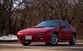 1989年に新車で購入、オーナーとひとつの時代を超えるマツダ・サバンナRX-7(FC3S型)