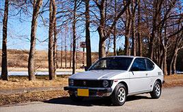33年間・13万キロをともにした愛車。イタリア語で「牝鹿」という名のスズキ・セルボ CX-G(SS20型)
