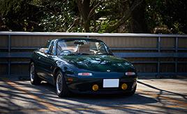 ユーノス・ロードスター Vスペシャル(NA6CE型)