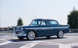 オーナーを選んで嫁いできた、超希少な初代モデル、プリンス・スカイライン(ALSI-1型)