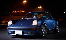 総生産台数844台。極めてレアな1989年式ポルシェ・911ターボ カブリオレ(930型)を溺愛する50歳のオーナー