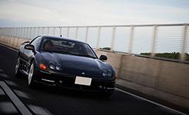 25年・25万キロは蜜月の日々。69歳のオーナーが溺愛する1993年式三菱・GTO ツインターボ(Z16A型)