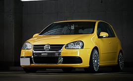 ドイツ車好きの24歳のオーナーが選んだ新しい相棒は、2006年式フォルクスワーゲン・ゴルフR32(1K型)