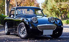 初の愛車をレストア! 24歳のオーナーとともに成長する1960年式オースチン・ヒーレー・スプライトMarkⅠ
