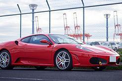 小学校の卒業文集に「夢はF1ドライバーになること」と記した55歳のオーナーが叶えた夢。2007年式フェラーリ・F430 F1