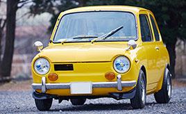 7年越しで構造変更へ。1971年式スバル・R2 GL改(K12A型)とともに手に入れた理想のカーライフ