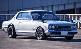 「アガリの1台」と走り続けて20年。1972年式日産・スカイラインGT-R 2000ハードトップ(KPGC10型)に惚れ込んだオーナーの本気
