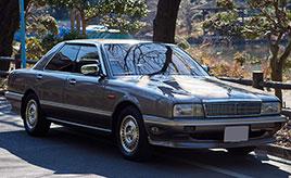年齢を重ねて気づくオリジナルの美しさ。1988年式日産・シーマ タイプII スーパーセレクション(Y31型)