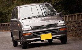 24歳のオーナーが「普段使い」する1991年式スバル・レックス フェリア(KH3型)の魅力と、彼のカーライフに起こった変化とは?