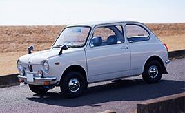 20年越しの想いが引き寄せた不思議な縁。オーナーと同い年の1970年式スバルR-2 SS(K12型)