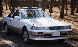 昭和にデビューし、平成から令和へと語り継ぎたい名車。1990年式トヨタ・ソアラ 3.0GTリミテッド エアサスペンション仕様車(MZ21型)
