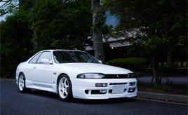新車で手に入れて25年。仲間から「盆栽スカイライン」と呼ばれる1994年式日産・スカイライン クーペ GTS25t Type M改(ECR33型)