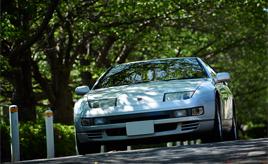 新車から30年、30万キロをともにした大切な愛車。1989年式フェアレディZ 2by2ツインターボ(Z32型)