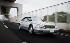 新車から24年、10万キロ。苦楽をともにした愛車、1995年式メルセデス・ベンツ SL320(R129型)