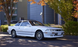 学生時代の憧れを手にするということ。1989年式トヨタ ソアラ 2.0GT ツインターボL(GZ20型)