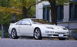 21年をともにした愛車を愛娘に託すその日まで。1993年式日産フェアレディZ 300ZX 2by2 ツインターボ(Z32型)