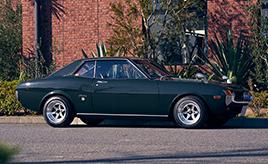 27歳のオーナーが「ラストオーナーでありたい」と語る、1973年式トヨタ セリカ 1600GT(TA22型)